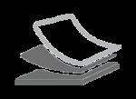 Material home logo